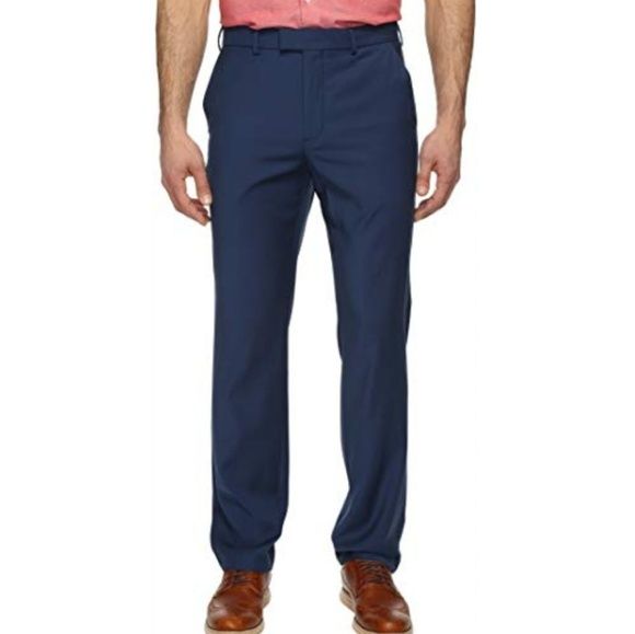 Perry Ellis Other - Perry Ellis Portfolio Blue Career Chino Pant D1457